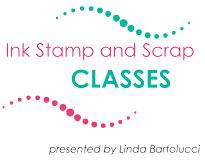 Ink Stamp and Scrap Classes Logo
